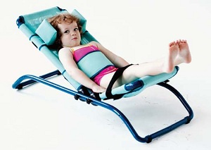 Dolphin Bath Chair by Drive Wenzelite for special needs children